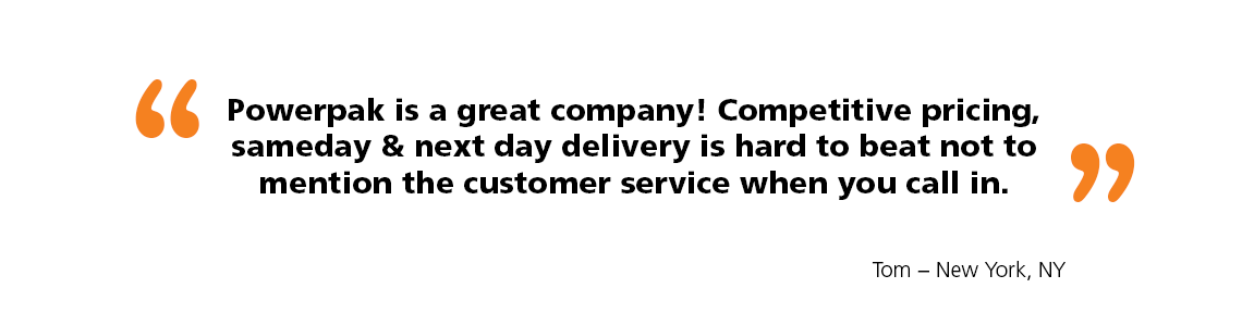 Customer Quote